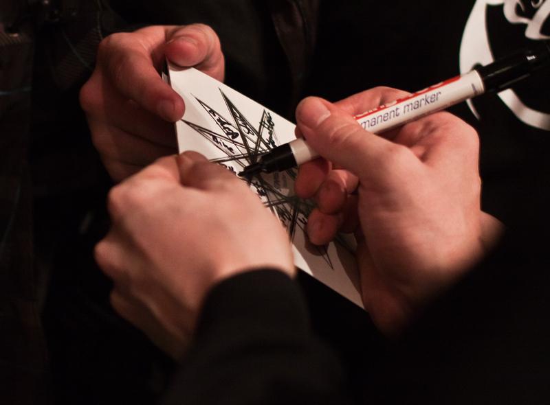 EP Autogramme